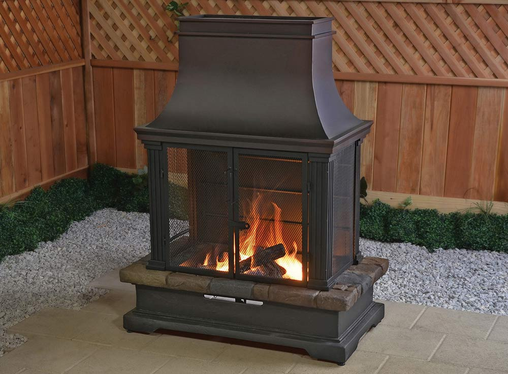 Bond 66594 Wood Stove Fireplace