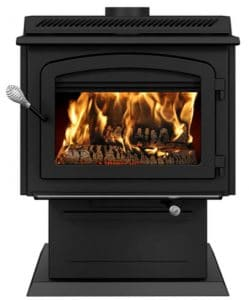 Top 10 wood-burning fireplaces