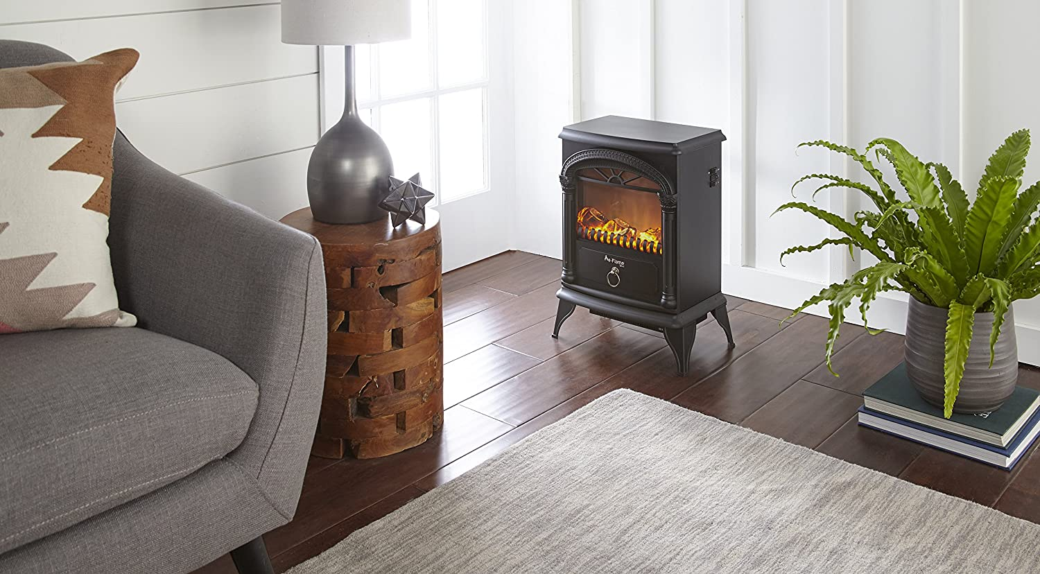 Best Freestanding Fireplaces
