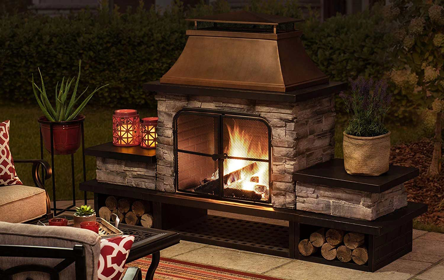Best wood burning fireplaces