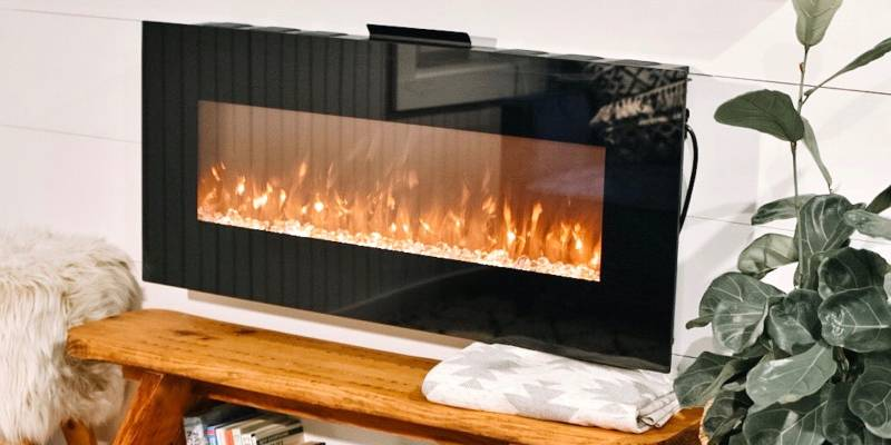 How to Turn on Gas Fireplace with Wall Key