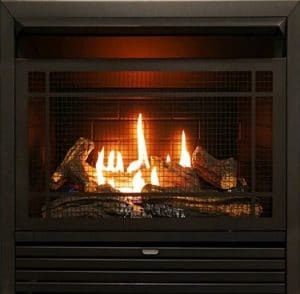 Duluth Forge Vent Free Fireplace Insert