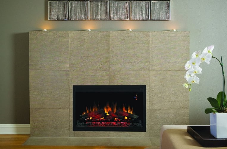 classicflame fireplace insert
